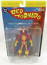 "2001 DC Direct Red Tornado 6"" Figure Sealed"
