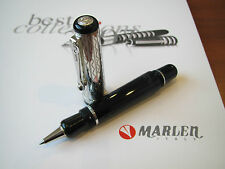 Marlen Vienna black roller ball pen Mint