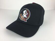 the latest fa442 97218 Florida State Seminoles FSU Logo Cap One-Fit Stretch Polyester Color Black