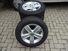 Original VW Golf 7 Corvara Alufelgen Michelin Winterreifen 195/65R15 DOT15 5-6mm