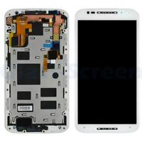 Motorola Moto X 2nd X+1 XT1085 XT1092 XT1093 XT1094 LCD Screen Digitizer Frame