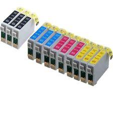 12X FÜR EPSON Stylus D78 D120 DX4400 DX4450 DX7400 DX7450 DX8400   TINTE PATRONE