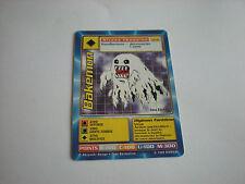 Carte Digimon Bakemon !!!