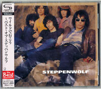 STEPPENWOLF-MASTERPIECE COLLECTION-JAPAN SHM-CD D50