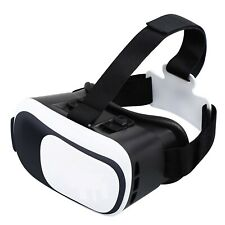 Virtual Reality VR Cardboard Headset 3D Glasses for Android IOS Samsung iPhone X