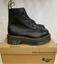 NEW IN THE BOX DR MARTENS SINCLAIR BLACK 22564001 BOOT FOR WOMEN