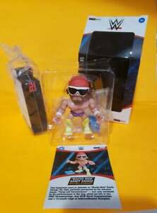 WWE The Loyal Subjects - MACHO MAN w/ Bell and Ring Piece Chase Figure 1/24