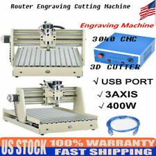 3 Axis Cnc 3040t Router Usb Engraving Milling Machine 400w Engraver Drilling Kit