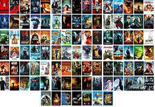 Huge Lot Popular Movies Dvd Sci-Fi Action Thriller Horror U Choose W/ Discount