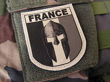 snake patch OPEX FRANCE SPARTAN - croisade MALI tan coyote CASQUE templier COS