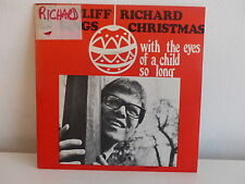 CLIFF RICHARD sings Christmas With the eyes of a child so long 2C006 04271