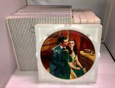 The Bradford Exchange Gone with the wind collectible plate set (Phl004216)