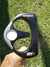 """SKYMAX RH Men's 34"""" SX9 Dbl. Bend Shaft Insert Putter"""
