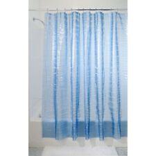 Interdesign #29181 Ripplz Blue EVA Shower Curtain