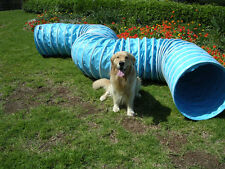 "Dog Agility Equipment 20' Tunnel FREE SHIPPING! (4"" sp)"