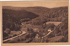71 - cpa - La vallée de la Canche aux VIOLLOTS
