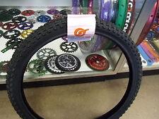 """Cheng Shin 20"""" X 2.125"""" Knobby Black Bicycle Tire"""