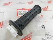 Honda st 1300 Grip assy throttle rubber Grip right Genuine New