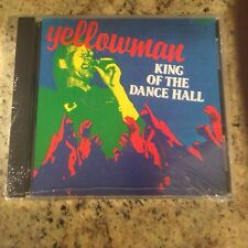 "YELLOWMAN  ""King Of The Dance Hall""  NEW SEALED REGGAE CD (ROHIT)   LAST ONE !!!"