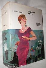 QUALCUNO VERRA James Jones Mondadori 1960 Romanzo Narrativa Contemporanea di e
