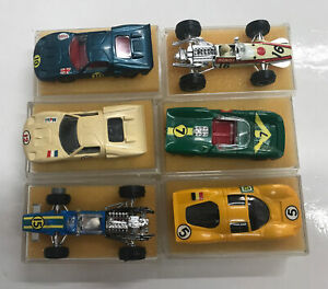 Bundle 6 Cars Miniatures Brand Champion REF64101