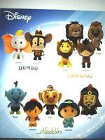 Disney -  Dumbo/ Lion King /Aladdin Movies Plush Soft Dolls Toys Licensed 18cm