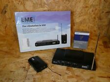 More details for db technologies eme one - wireless in ear monitor iem set