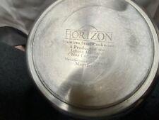 New listing Horizon Stainless Steel 1 Quart Pan