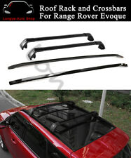 Roof Rail Crossbars Kits Carrier Rack Fits for Land Rover Evoque 2011-2019