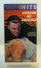 Horror of Dracula (VHS, 1998) - FACTORY SEALED
