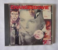 DAVID BOWIE - CHANGESBOWIE 1990 CD ALBUM - GOOD CONDITION