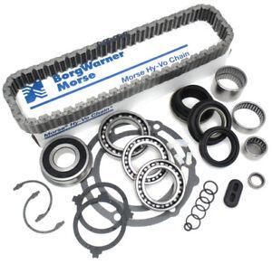 NP 246 Transfer Case Rebuild Bearing Chain Kit 98-On Chevy GMC Tahoe BK351D-1