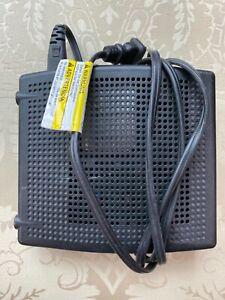 Arris CM820A DOCSIS 3.0 Cable Modem Power Cord Ethernet Cable