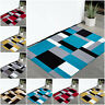 Washable Large Bath Mat Water Absorbent Toilet Pedestal Mats Small Bathroom Rugs