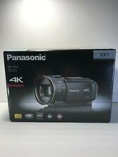 Brand New Panasonic HC-VX1 Camcorder, Black - Free Shipping