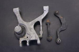 CHEVY TRAVERSE 09 - 17 REAR DRIVER LEFT UPPER LOWER CONTROL ARM SET OF 3 OEM