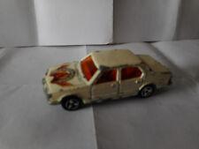 Majorette 256 vintage 1/64 bmw 733 die cast model