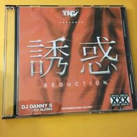 DJ Danny S Seduction Vol.1 CLASSIC NYC 90s Slow Jams RnB R&B Mixtape Mix CD