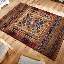 Oriental Weavers Gabbeh Rug Runner Machine Woven Heatset Polypropylene 107 R 160 X 235 Cm