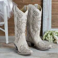 3d9d852aecf3 ... Western Boots Bronze C2880. $219.00. 2 sold · Tan and White Glitter  Inlay With Crystals by Corral