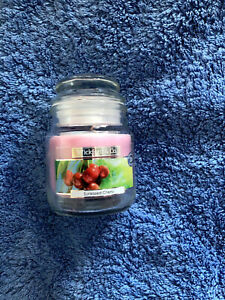Wickford & Co 5oz / 70g Sunkissed Cherry mini jar Candle - FREE POSTAGE