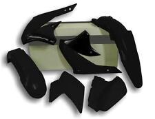 KAWASAKI Enduro KLX450R 07-15 Racetech Kit Plástico Negro