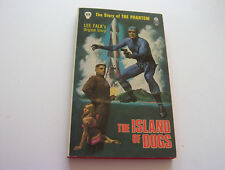 """THE ISLAND OF DOGS 1973  LEE FALK  """"THE STORY OF THE PHANTOM""""  LEGENDARY CLASSIC"""