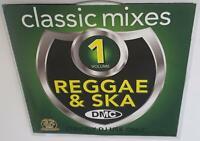 DMC CLASSIC MIXES I LOVE REGGAE & SKA VOL 1 DJ REMIX SERVICE MEGAMIX CD