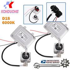 set 2 Xenon HID Ballast Headlight Control Unit Module D1S for 2007-2013 Cadillac