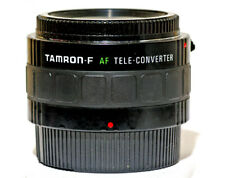 Tamron AF SDM Compatible 7 Element 2x Teleconverter Lens Pentax K1 Full Frame
