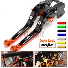 Adjustable Folding Brake Clutch Lever For KTM 390 Duke/RC390 200 Duke/RC200/125