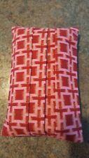 Cross Print Pocket Kleenex Holder Pouch