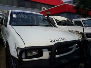 HOLDEN RODEO 2000 VEHICLE WRECKING PARTS ## V001518 ##