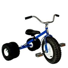 Childs Dually Tricycle All Terrain Tires Adjustable Seat Tilting Handlebars USA